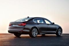 BMW 7 sērijas G11/G12 sedana foto attēls 20