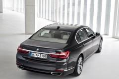 BMW 7 sērijas G11/G12 sedana foto attēls 10