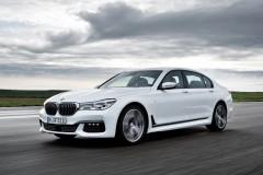 BMW 7 sērijas G11/G12 sedana foto attēls 8