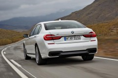 BMW 7 sērijas G11/G12 sedana foto attēls 6