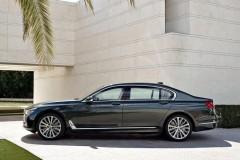 BMW 7 sērijas G11/G12 sedana foto attēls 18