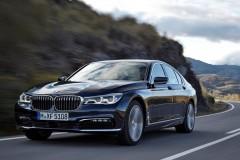 BMW 7 sērijas G11/G12 sedana foto attēls 19