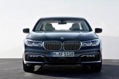 BMW 7 sērijas G11/G12 sedana foto attēls 2