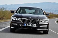 BMW 7 sērijas G11/G12 sedana foto attēls 7