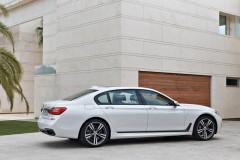 BMW 7 sērijas G11/G12 sedana foto attēls 5