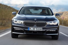 BMW 7 sērijas G11/G12 sedana foto attēls 14