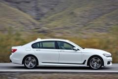 BMW 7 sērijas G11/G12 sedana foto attēls 1