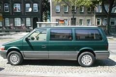 Chrysler Grand Voyager minivena foto attēls 7