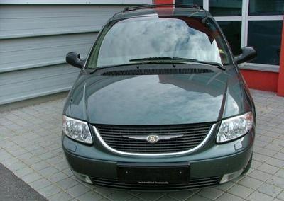 Chrysler Grand Voyager Minivan Mpv 2001 2004 Opiniones Datos Técnicos Precios