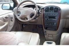 Chrysler Grand Voyager minivena foto attēls 6