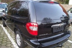 Chrysler Grand Voyager minivena foto attēls 8