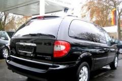 Chrysler Grand Voyager minivena foto attēls 13