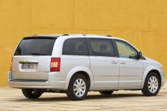 Chrysler Grand Voyager minivena foto attēls 14