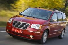 Chrysler Grand Voyager minivan photo image 8