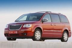 Chrysler Grand Voyager minivan photo image 2