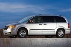 Chrysler Grand Voyager minivena foto attēls 17