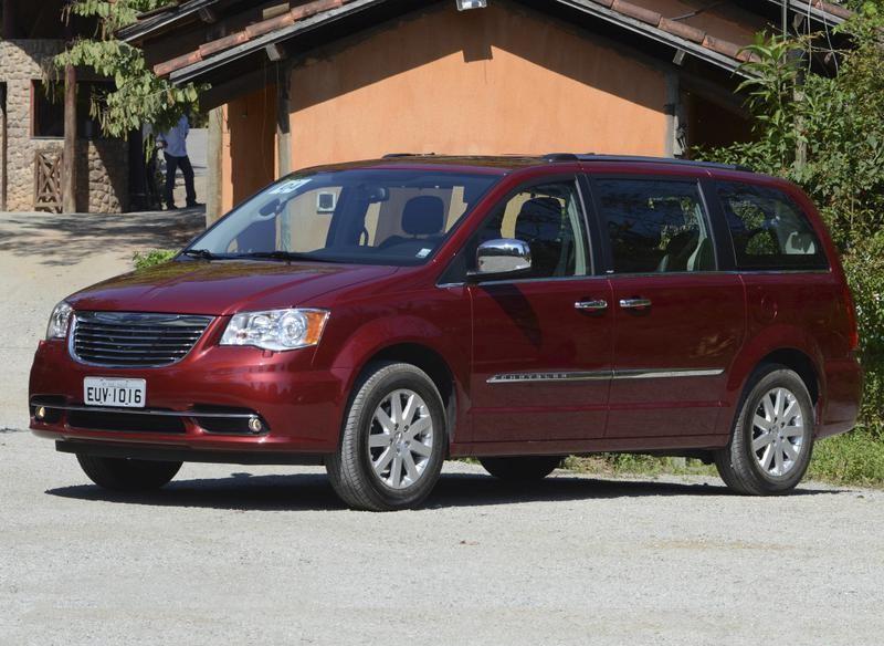 Chrysler Grand Voyager 2011 foto attēls