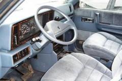 Chrysler Voyager minivena foto attēls 4