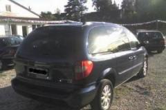 Chrysler Voyager minivena foto attēls 8