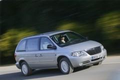 Chrysler Voyager minivena foto attēls 9