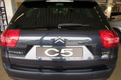 Citroen C5 universāla foto attēls 7