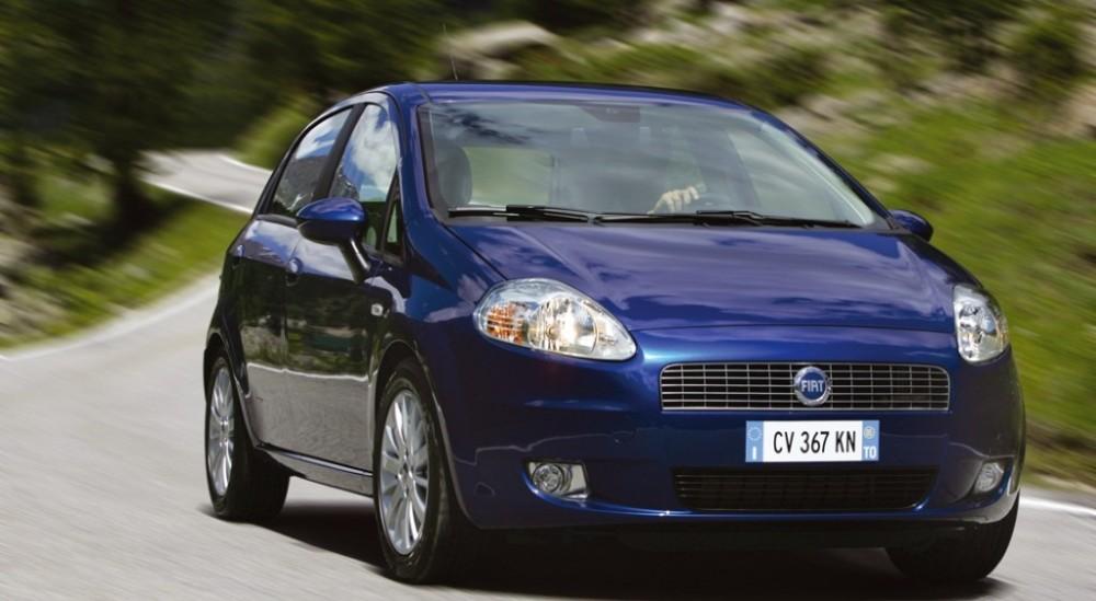Fiat grande punto hatchback 2006 2008 datos t cnicos for Capacidad baul fiat punto