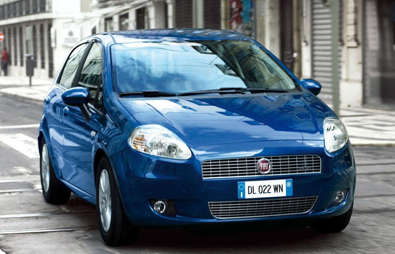 fiat grande punto hatchback 2008 2011 technical data prices. Black Bedroom Furniture Sets. Home Design Ideas