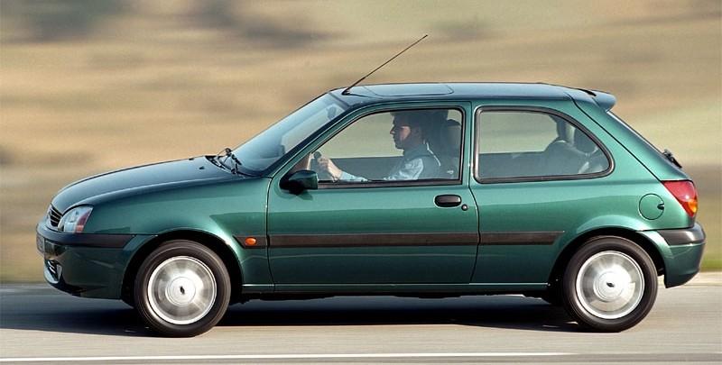 Ford Fiesta 3 Door Hatchback 1999 2002 Reviews Technical Data Prices
