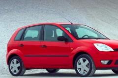 Ford Fiesta hatchback foto 3