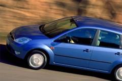 Ford Fiesta hatchback foto 5
