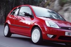 Ford Fiesta 3 puerta hatchback foto 4