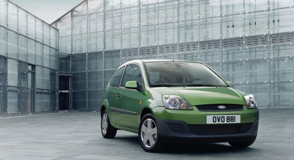 Ford Fiesta 2005 foto