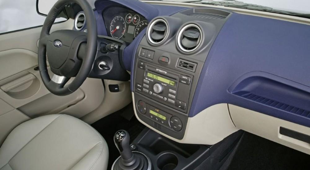 Ford Fiesta Hatchback 2005 2008 Opiniones Datos
