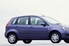 Ford Fiesta hatchback foto 4