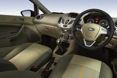 Ford Fiesta 3 puerta hatchback foto 1