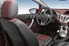 Ford Fiesta 3 puerta hatchback foto 19