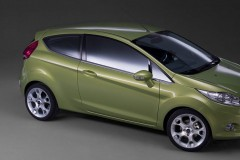 Ford Fiesta 3 puerta hatchback foto 3