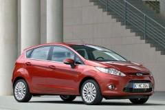 Ford Fiesta hatchback foto 1