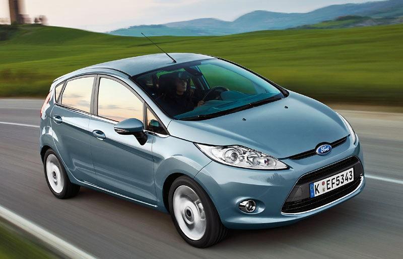 Ford Fiesta 2008 foto