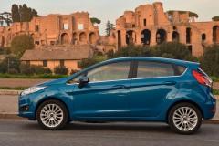 Ford Fiesta hatchback foto 7