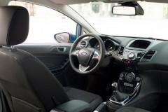 Ford Fiesta 3 puerta hatchback foto 5