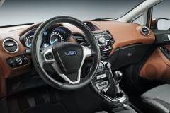 Ford Fiesta 3 puerta hatchback foto 10