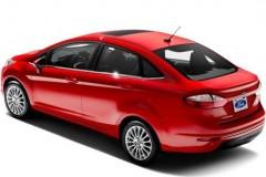 Ford Fiesta sedan foto 1