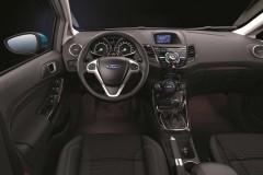 Ford Fiesta sedan foto 3