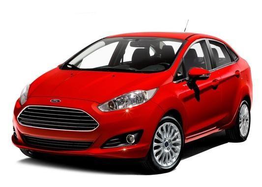 Ford Fiesta 2012 foto