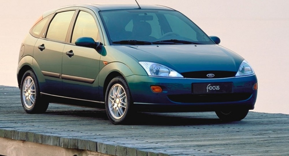 Ford Focus 1998 photo image