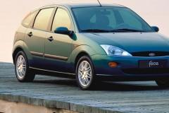 Ford Focus hatchback photo image 1
