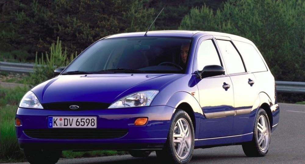 Ford Focus 1999 foto attēls