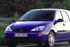 Ford Focus universāla foto attēls 3