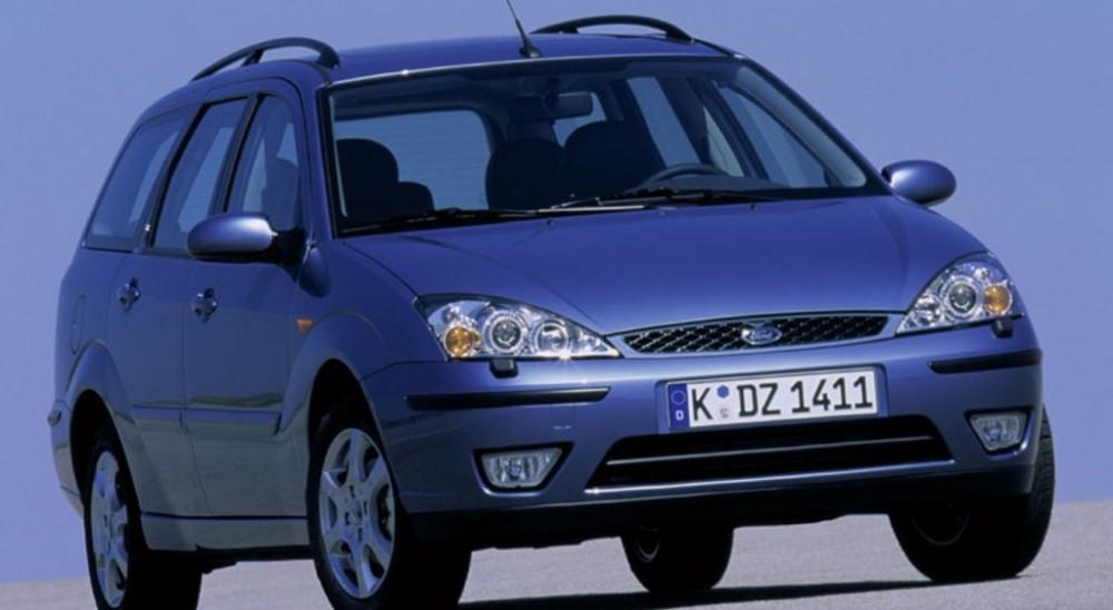 Ford Focus 2001 foto attēls
